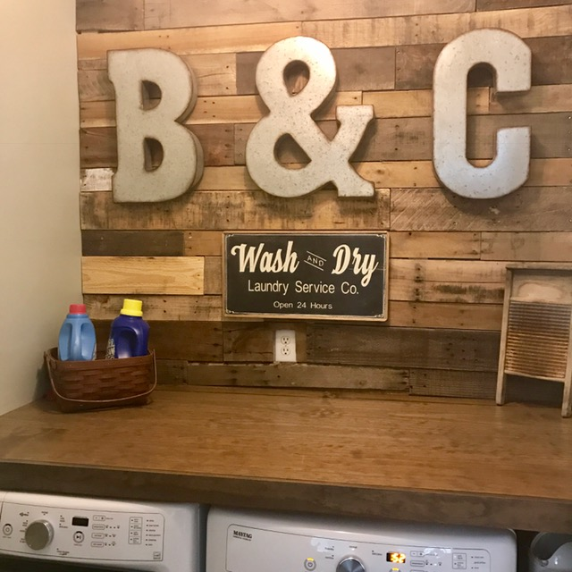 Wash, Dry, Fold, and Repeat: Our Laundry Room Stripped Down