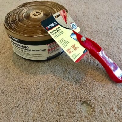 How to Repair Carpet