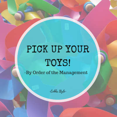 Clutter Free Home Organization Challenge- Kids Playroom/ Kids Toys