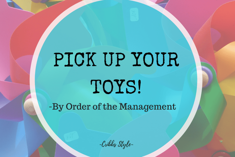 Kids toys, organization, storage solutions.
