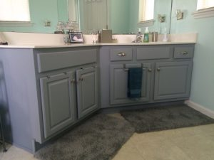 Painting cabinets, how to paint cabinets