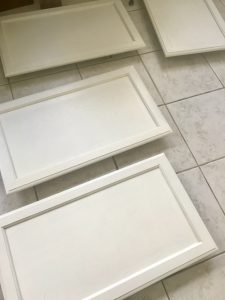 Cabinet painting, how to paint cabinets.