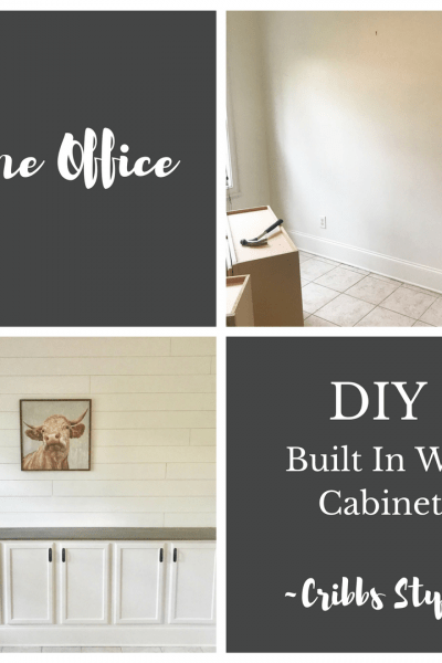 Home office, storage solutions, built in cabinets