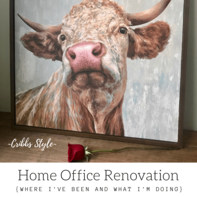 Home Office – What I'm doing and where have I been