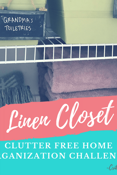 Linen Closet, closet organization, storage solutions