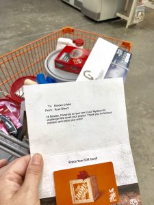 Home Depot Gift Card, Master Bathroom Renovation