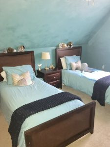 Clutter Free Kids rooms