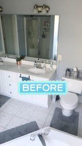 Master Bathroom Renovation, Master Bathroom Before