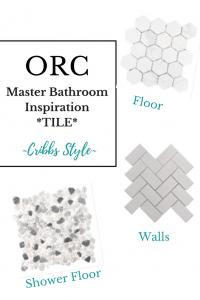 One Room Challenge, Jeffrey Court, Master Bathroom, Master bathroom refresh