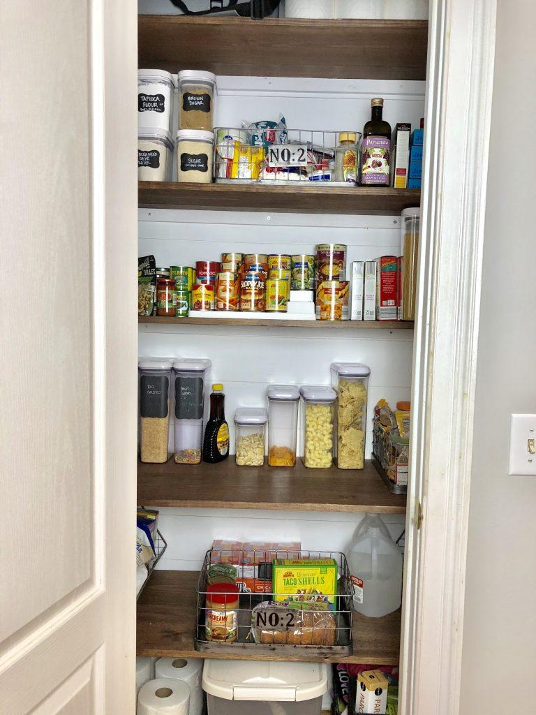 Kitchen Organization, Kitchen Pantry Closet