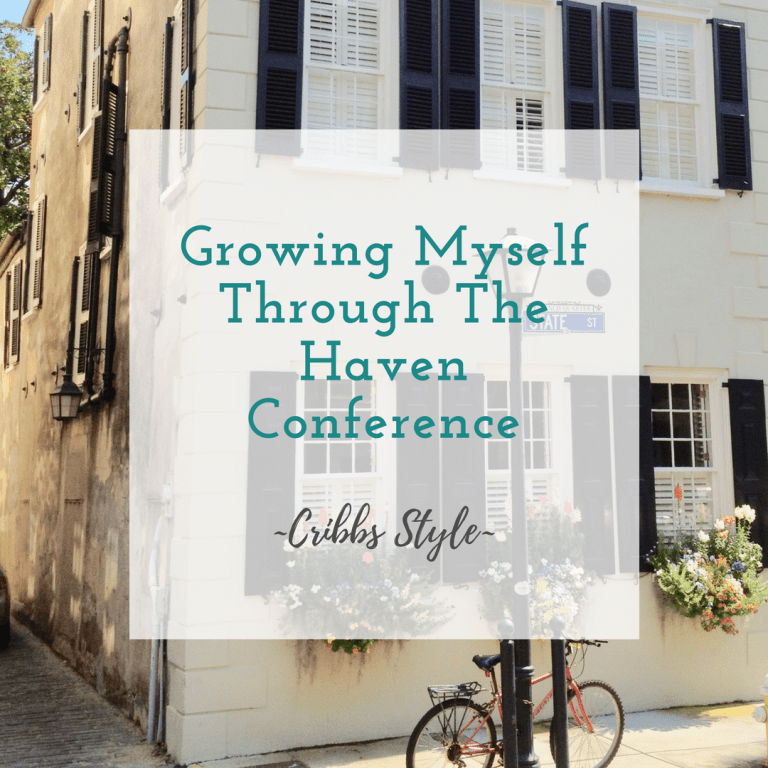 Growing Myself Through the Haven Conference