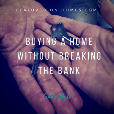 Homes.com ~ Buying a Home Without Maxing Your Budget