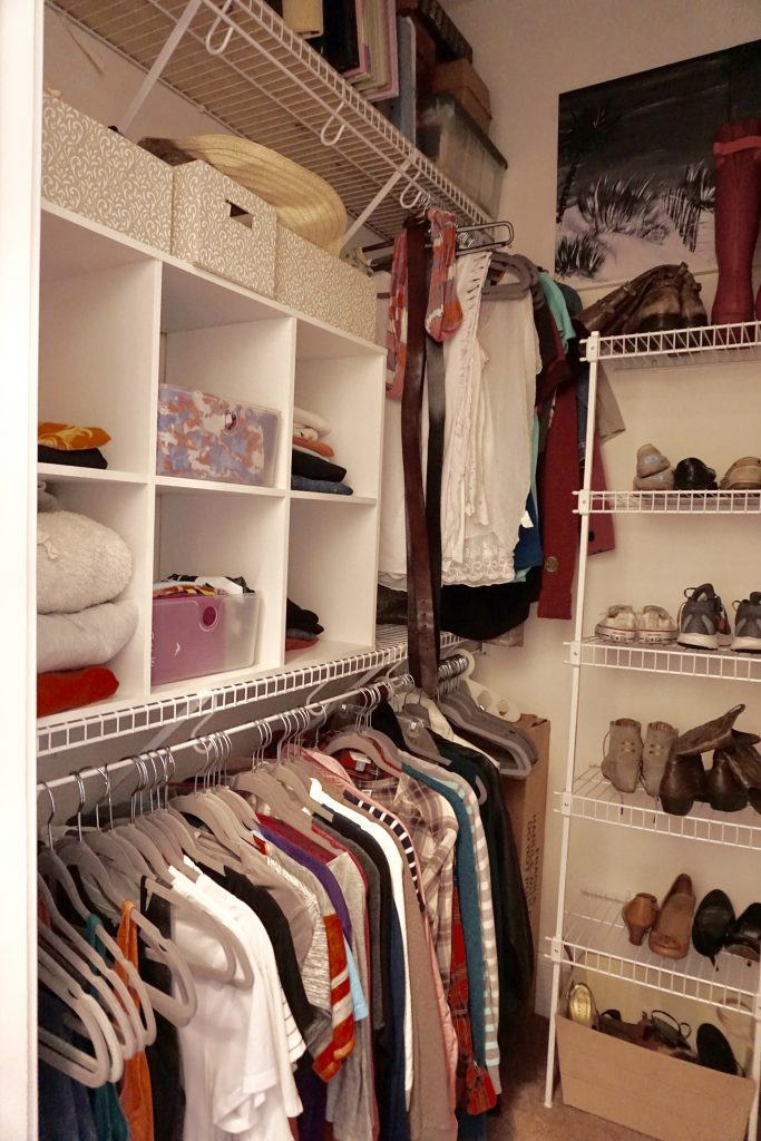 One Room Challenge, Master Closet Makeover