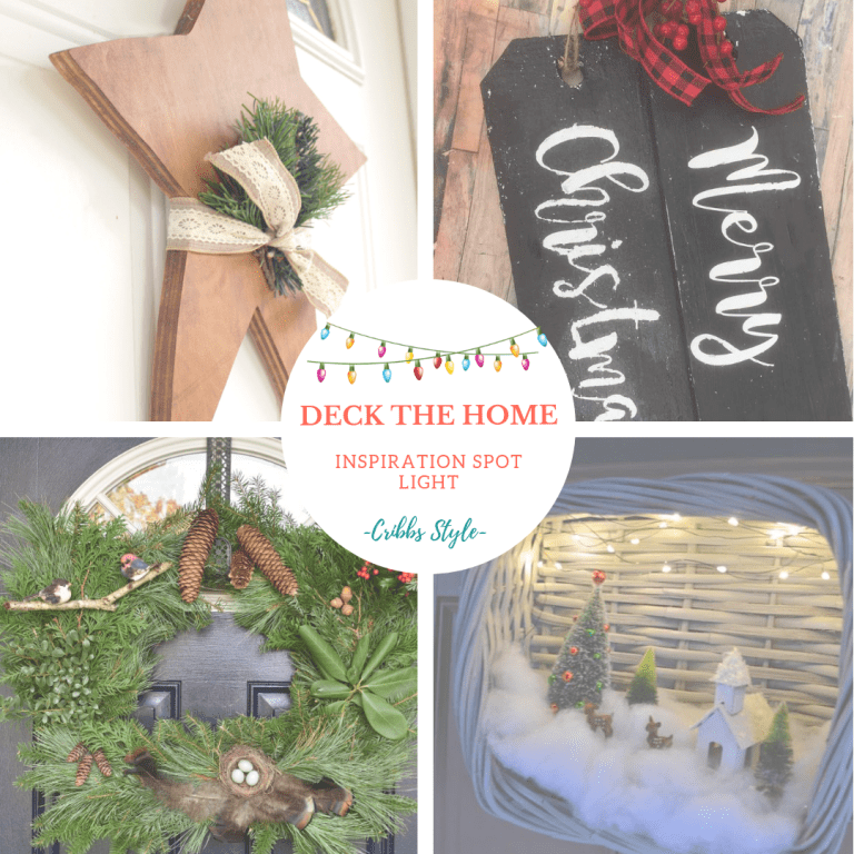 Deck Your Door With These Awesome Holiday Ideas