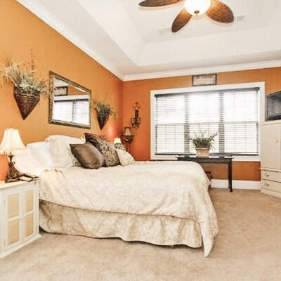 $100 Room Challenge- Master Bedroom