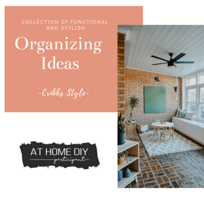 Organizing Ideas that are Functional and Stylish