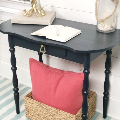 Rust-Oleum Furniture Transformation Kit- Coastal Desk Refresh