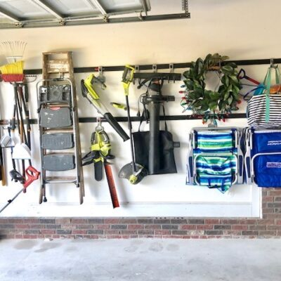 Easy Garage Organization Tips and Tricks