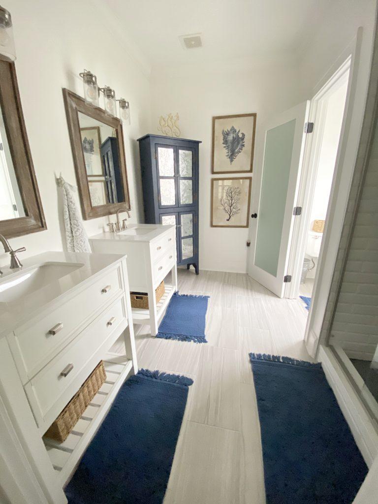 Master Bathroom Renovation: We ditched our bathtub
