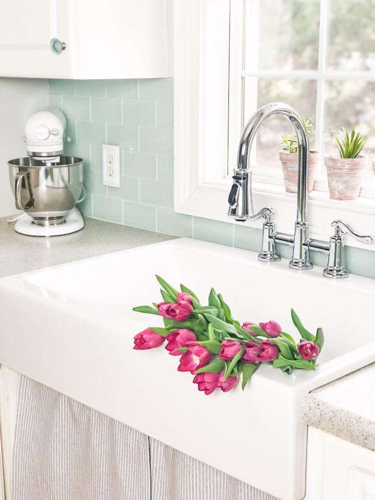 Sinkology Fireclay Drop In Farmhouse Kitchen Sink Review
