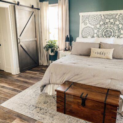 Our reasons for choosing luxury vinyl plank flooring.