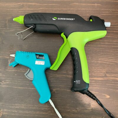 Surebonder Hot Glue Gun with Hometalk