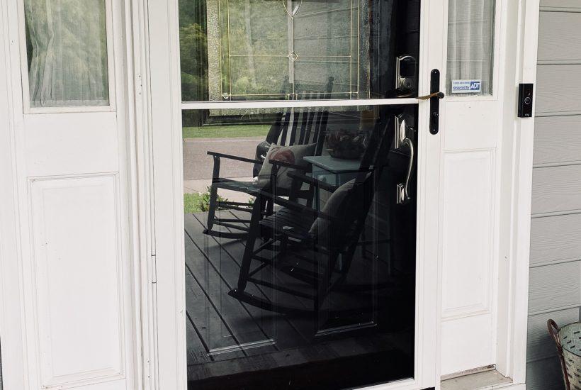 Front door sign, door sign, front porch decor